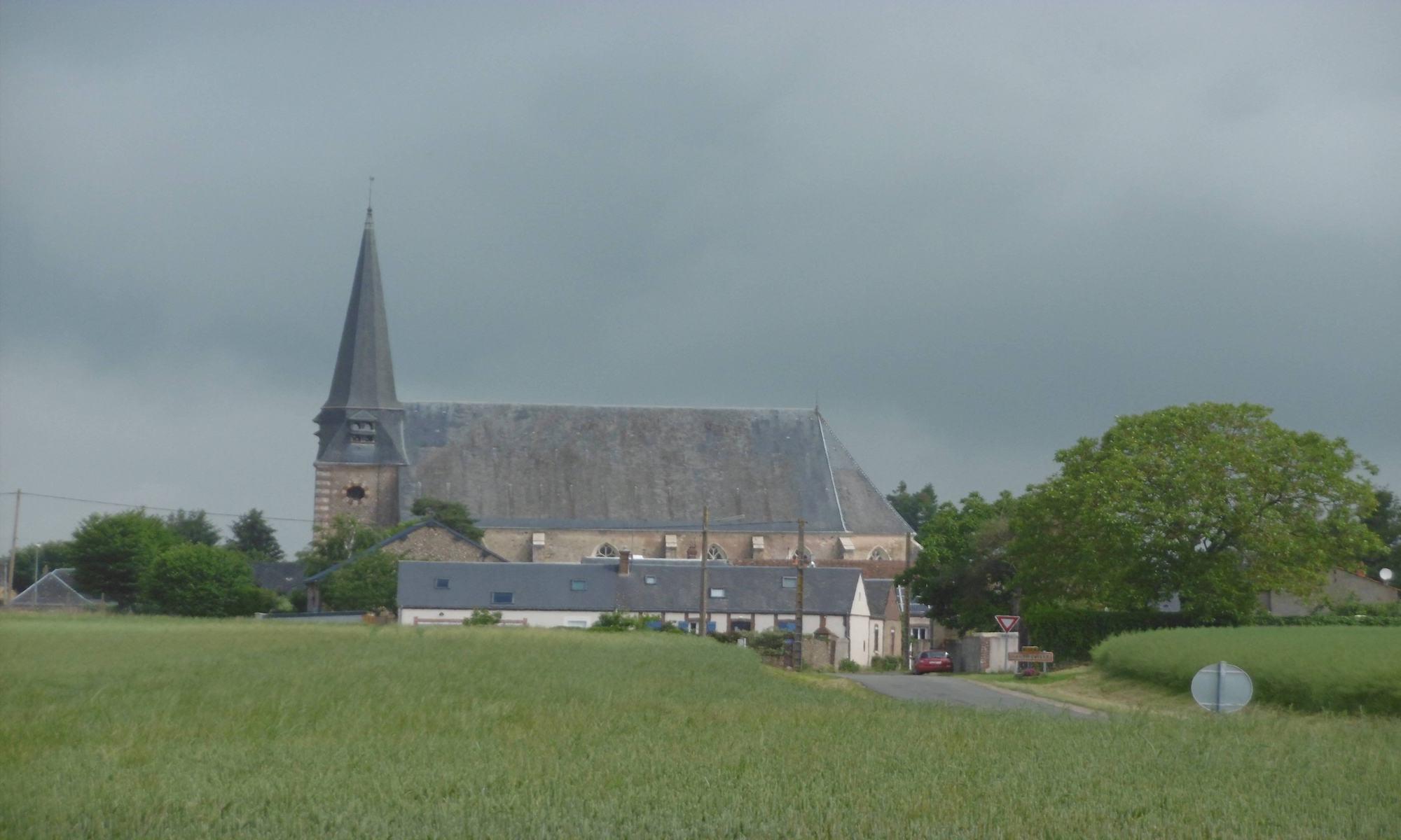 Mairie de Marchéville